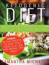 Ketogenic Diet (eBook): No Sugar No Starch Diet To Turn Your Fat Into Energy In 7 Days
