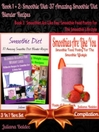 Smoothie Diet: 37 Amazing Smoothie Diet Blender Recipes + Smoothies Are Like You (eBook): 2 Books in 1