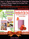 Blender Recipes Juicing For Weight Loss & Vitality + Smoothies Are Like You (eBook): 3 In 1 Box Set Compilation