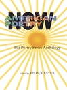 American Poetry Now (eBook): Pitt Poetry Series Anthology