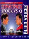 Spock Vs Q (MP3)