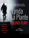Blind Fury (MP3): Anna Travis Series, Book 6