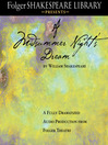 A Midsummer Night's Dream (MP3): Fully Dramatized Audio Edition