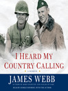 I Heard My Country Calling (MP3): A Memoir
