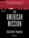 The American Mission (MP3)