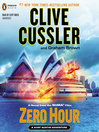 Zero Hour (MP3): NUMA Files Series, Book 11