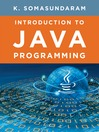 Introduction to Java Programming (eBook)