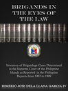 Brigands in the Eyes of the Law (eBook)