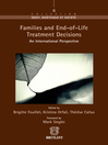 Families and End–of–Life Treatment Decisions (eBook): An International Perspective