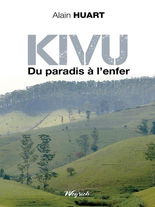 Kivu Du paradis à l'enfer (eBook)