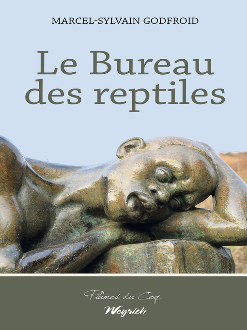 Le Bureau des reptiles (eBook)