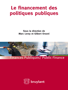 Le financement des politiques publiques (eBook)