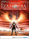 Professor Zamorra--Folge 1004 (eBook): Sterbende Welt
