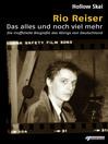 Rio Reiser--Das alles und noch viel mehr (eBook): Die inoffizielle Biografie des Königs von Deutschland