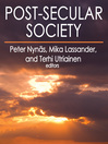 Post-Secular Society (eBook)