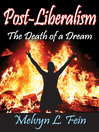 Post-Liberalism (eBook): The Death of a Dream