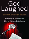 God Laughed (eBook): Sources of Jewish Humor