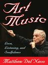 Art Music (eBook): Love, Listening, and Soulfulness