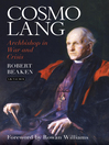 Cosmo Lang (eBook): Archbishop in War and Crisis