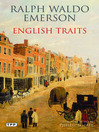 English Traits (eBook): A Portrait of 19th Century England