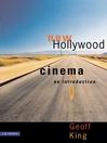 New Hollywood Cinema (eBook): An Introduction