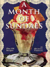 A Month of Sundaes (eBook)