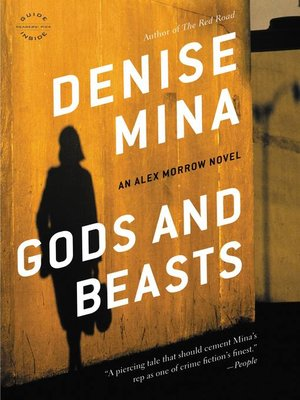Click this cover for a(n) eBook sample of Gods and Beasts