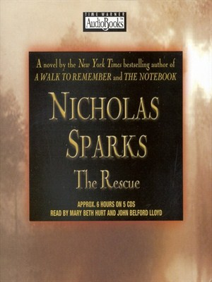 Click this cover for a(n) Audiobook sample of The Rescue