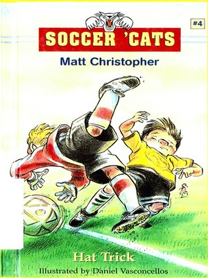 Cover of Hat Trick
