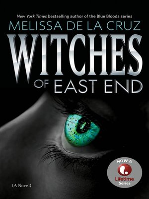 Click this cover for a(n) eBook sample of Witches of East End