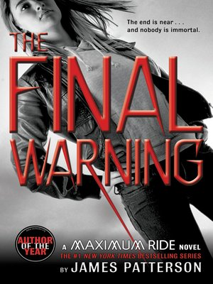 Click this cover for a(n) eBook sample of The Final Warning
