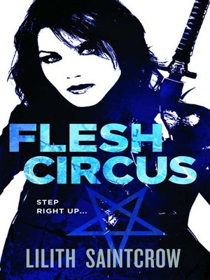 Click this cover for a(n) eBook sample of Flesh Circus.