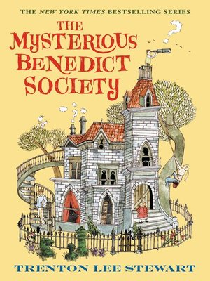 Click this cover for a(n) eBook sample of The Mysterious Benedict Society.