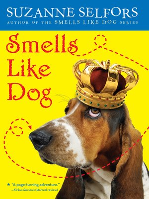 Click this cover for a(n) eBook sample of Smells Like Dog.
