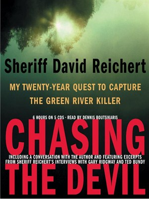 Click this cover for a(n) Audiobook sample of Chasing the Devil