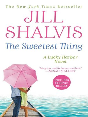 Click this cover for a(n) eBook sample of The Sweetest Thing.