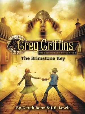 Click this cover for a(n) eBook sample of The Brimstone Key