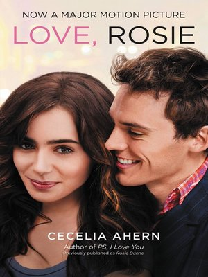 Click this cover for a(n) eBook sample of Love, Rosie.