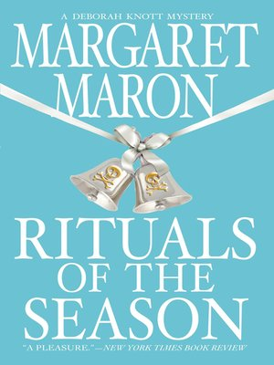 Click this cover for a(n) eBook sample of Rituals of the Season.