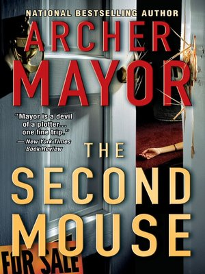 Cover of The Second Mouse