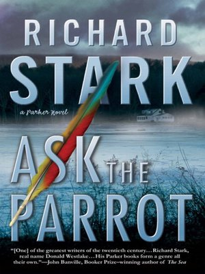 Click this cover for a(n) eBook sample of Ask the Parrot.