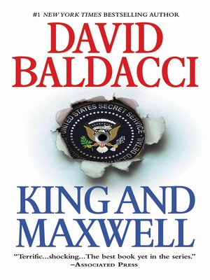Cover of King and Maxwell