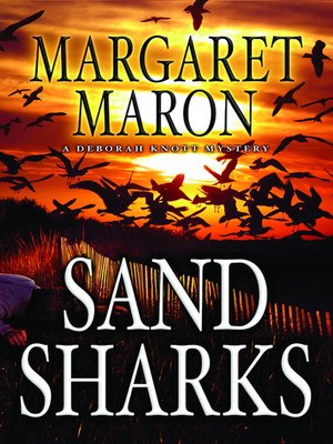 Click this cover for a(n) eBook sample of Sand Sharks