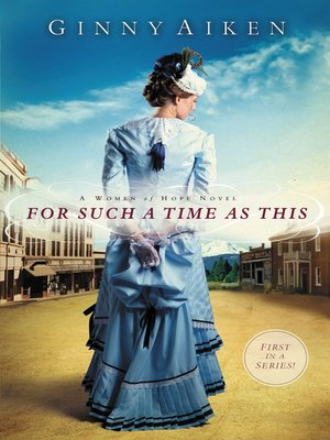 Click this cover for a(n) eBook sample of For Such a Time as This.
