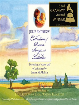 Click this cover for a(n) Audiobook sample of Julie Andrews' Collection Of Poems, Songs, And Lullabies.
