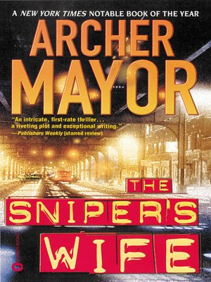 Cover of The Sniper's Wife