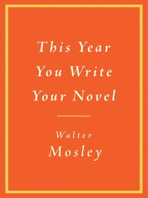 Cover of This Year You Write Your Novel