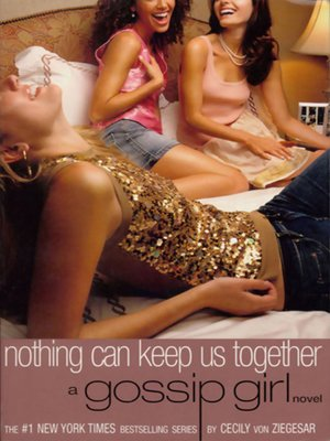Click this cover for a(n) eBook sample of Nothing Can Keep Us Together.