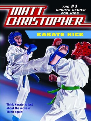 Click this cover for a(n) eBook sample of Karate Kick