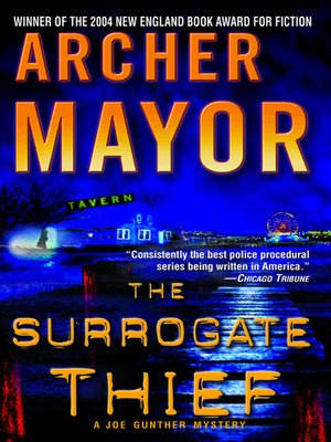 Click this cover for a(n) eBook sample of The Surrogate Thief.